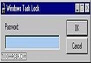 Windows Task Lock