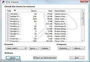 Easy PC Cleaner Sécurité & Vie privée