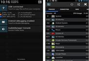 OS Monitor Android Sécurité & Vie privée