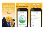 Norton Wifi Privacy Android Sécurité & Vie privée