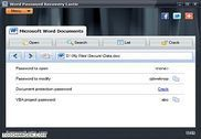 Word Password Recovery Lastic Utilitaires