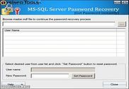 SysInfoTools SQL Server Password Recovery Utilitaires