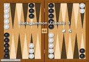 Backgammon Classic Jeux