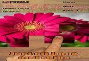 Fleurs puzzles Jeux
