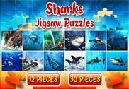 Kid Sharks Puzzle jeu Jeux