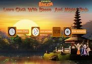 Learn Clock with Bheem Jeux
