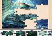 Live Jigsaws Underwater Garden Jeux