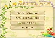 Necklace (Masyu) Lite Jeux