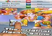 Dieux hindous jeu de puzzle Jeux