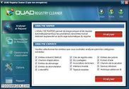 QUAD Registry Cleaner Utilitaires