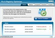 Fix It Registry Optimizer Utilitaires