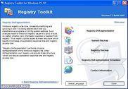Registry Defragmentation Utilitaires