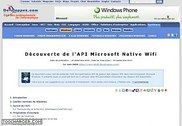 Découverte de l'API Microsoft Native Wifi Informatique