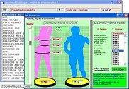 Courses, diététique et graphiques
