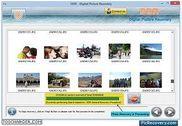 Picture numérique logiciel de récupération