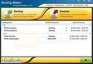 BackUp Maker Standard Edition