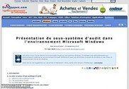 Présentation du sous-système d'audit Microsoft Informatique
