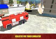 911 Rescue Fire Truck Jeux