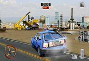 Voiture Broyeur Grue Opérateur & Camion Chauffeur Jeux