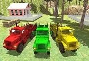 Indian Grand Real Truck Driver OffRoad Simulator Jeux