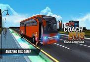 City Coach Bus Simulator 17 Jeux