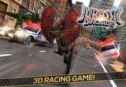 Vrais Dinosaures Jurassiques Jeux