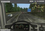 Euro Truck Simulator Jeux
