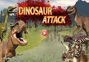 Jeu de dinosaures-Tyrannosaure Jeux