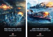 World of Warships Blitz Android Jeux