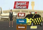 911 Airport Rescue Jeux