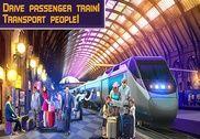 Le Train De Passagers Jeux