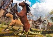 Simulateur de Cheval Sauvage Jeux