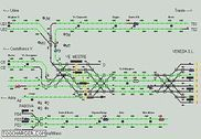 Train director