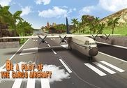 Car Transporter Cargo Plane 3D Jeux