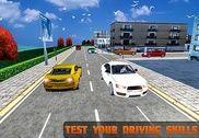 Ecole de conduite 3D 2017 Jeux