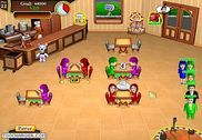 Snowy: Lunch Rush Jeux