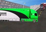 Jeu de camion de voiture moderne Jeux