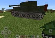 War Tank Mod for MCPE! Jeux