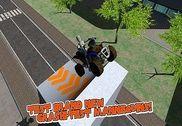 Simulateur de Crash Test Jeux