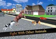 Simulateur d'attaque de chien Jeux