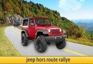 OffRoad Dangereux jeep drive Jeux