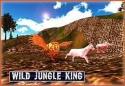 Voler Lion -Wild Simulator Jeux