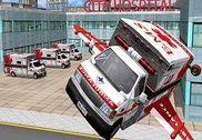 Multilevel Flying Ambulance HD Jeux