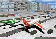 Transporteur d'avion cargo Jeux