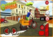 Garbage Bicycle Kids Rider 3D Jeux