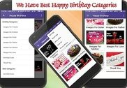 Happy Birthday / Birthday Wishes / Birthday Cards Maison et Loisirs