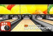 3D Bowling Champion FREE Jeux