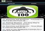 100 Pushup Défi Workout Maison et Loisirs