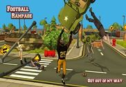 Football Simulator Rampage 3D Jeux
