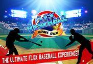 Flick Baseball 3D - Home Run Jeux